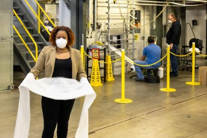 Cummins Inc. and Oak Ridge National Laboratory collaboration enables capability to produce millions of face masks