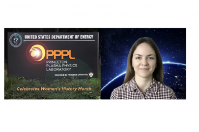 Exploring Women's History Month: A PPPL researcher discusses her perspective