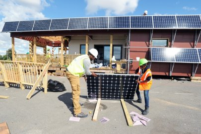 Planning a Home Solar Electric System
