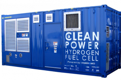EERE Success Story—Fuel Cell Generators Prove They Can Save Energy and Emissions on Shipping