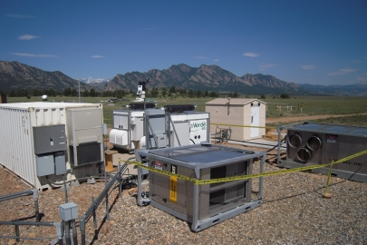 Financing Microgrids in the Federal Sector