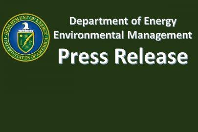 DOE Awards Grant to the Ohio Environmental Protection Agency