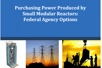 Purchasing Power Produced by Small Modular Reactors: Federal Agency Options