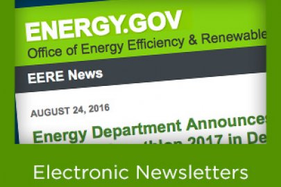 Zero Energy Ready Home Newsletter