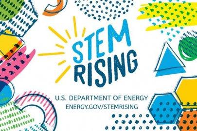 STEM Rising Postcards & Coloring Books