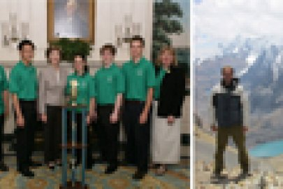 Champions in Science: Profile of Francois Greer, National Science Bowl® Champion (2006)
