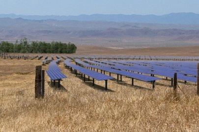 CALIFORNIA VALLEY SOLAR RANCH