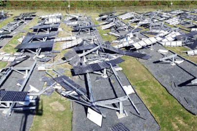 Solar Photovoltaic Systems in Hurricanes and Other Severe Weather