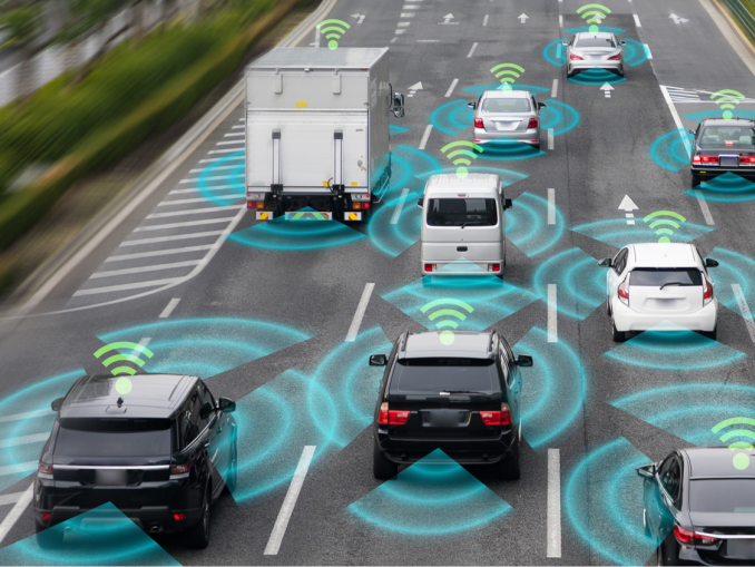 Connected and Automated Vehicles (CAVs)