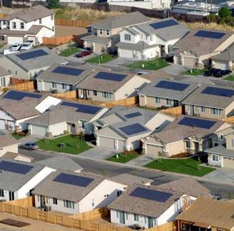 High performance with solar electric reduced peak demand for Americas best home builders