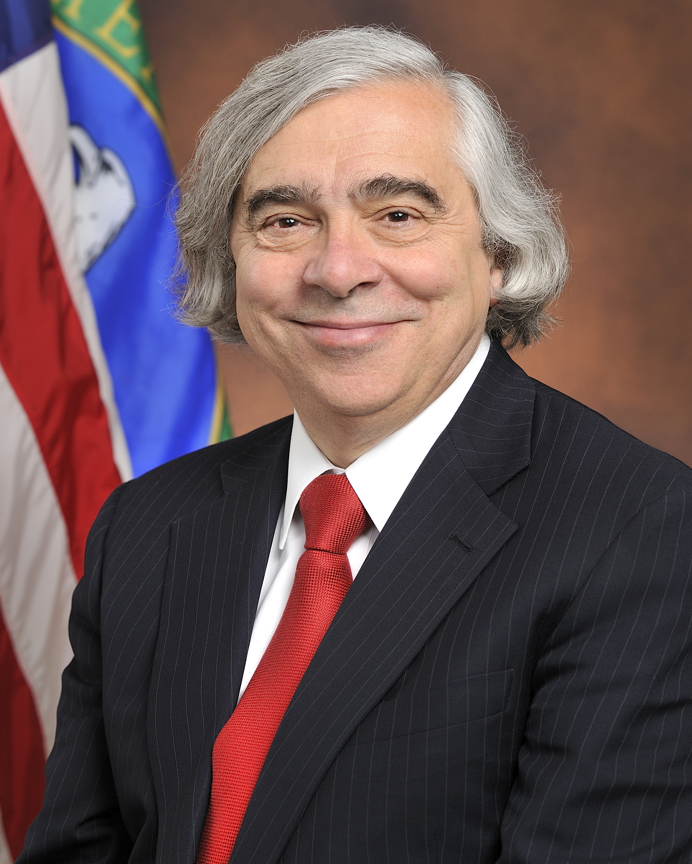 Dr. Ernest Moniz   Department of Energy