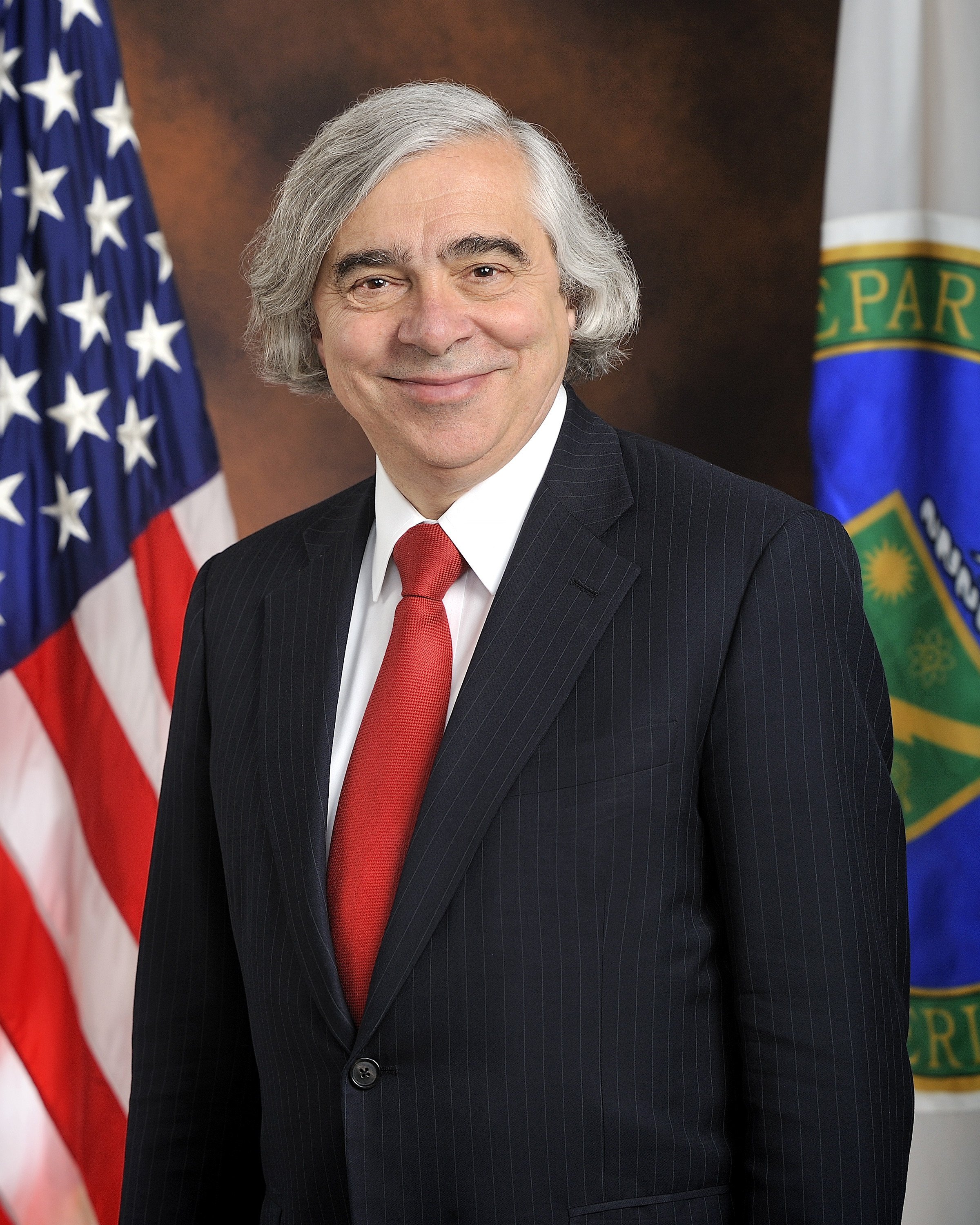 Secretary Ernest Moniz Official Portraits Department Of