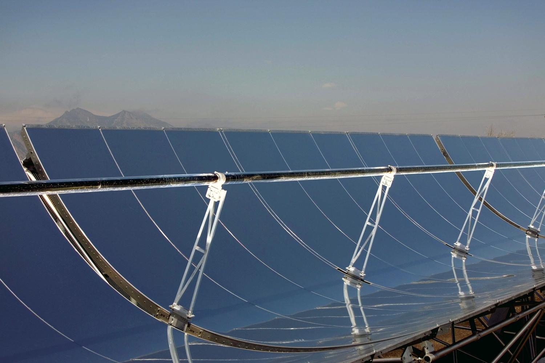 Skytrough Parabolic Solar Collector Department Of Energy