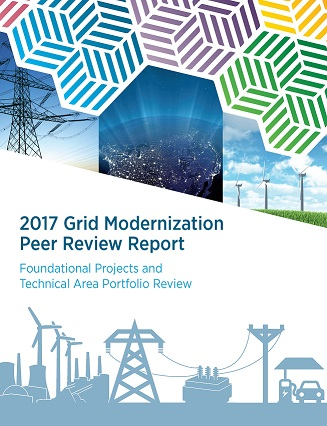 GMI Peer Review Report 2017 Front Cover Icon