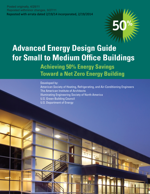An Office Building Occupant's Guide to Indoor Air Quality