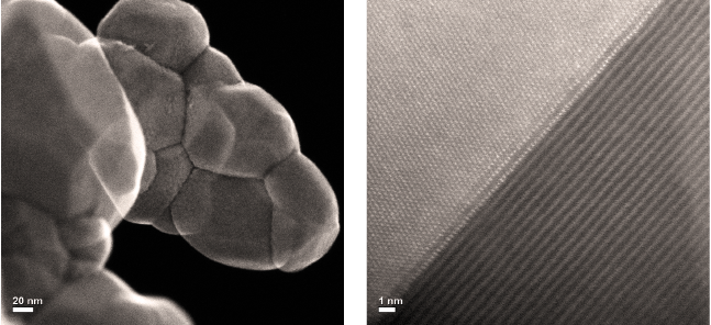 Brick-like nanoparticles