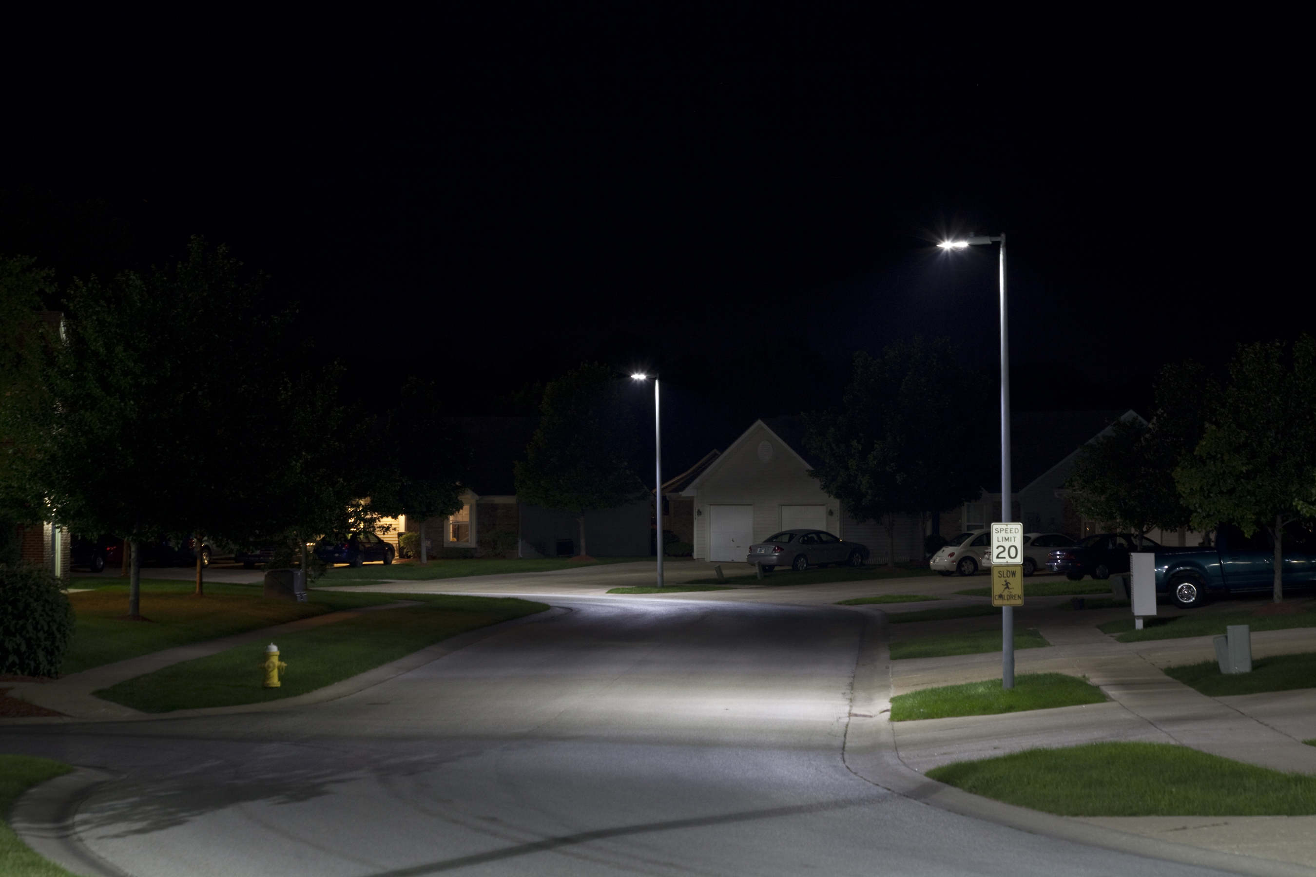 light parking led fxitures high lighting roadway lot output street lights equiv dw hps