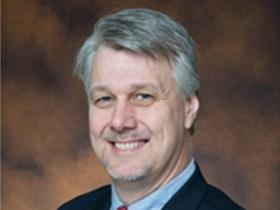 Head shot of AMO Director Mark Johnson