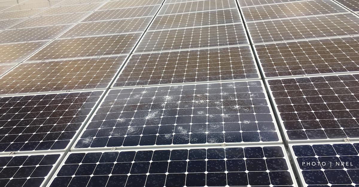 Hail No National Lab S Solar Panels Survive Severe Storm