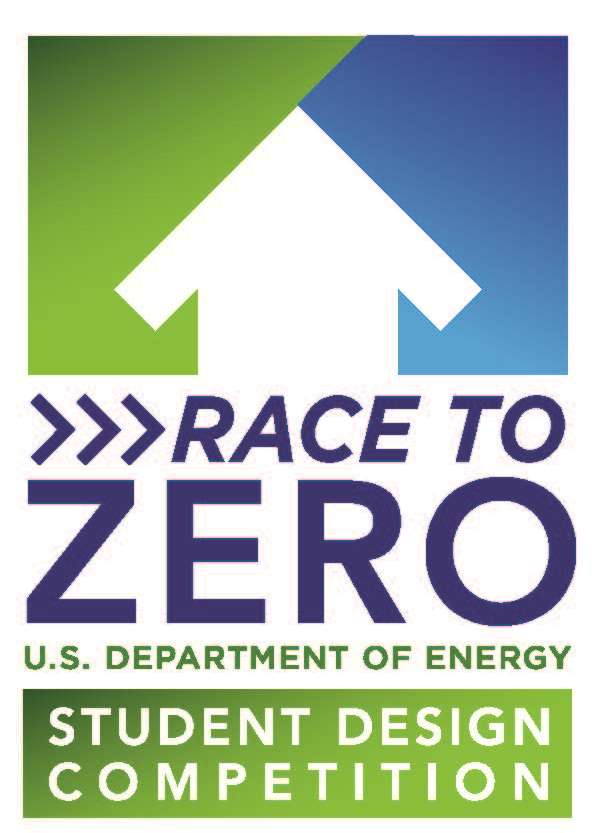 This logo represents the U.S. Department of Energy Race to Zero Student Design Competition.