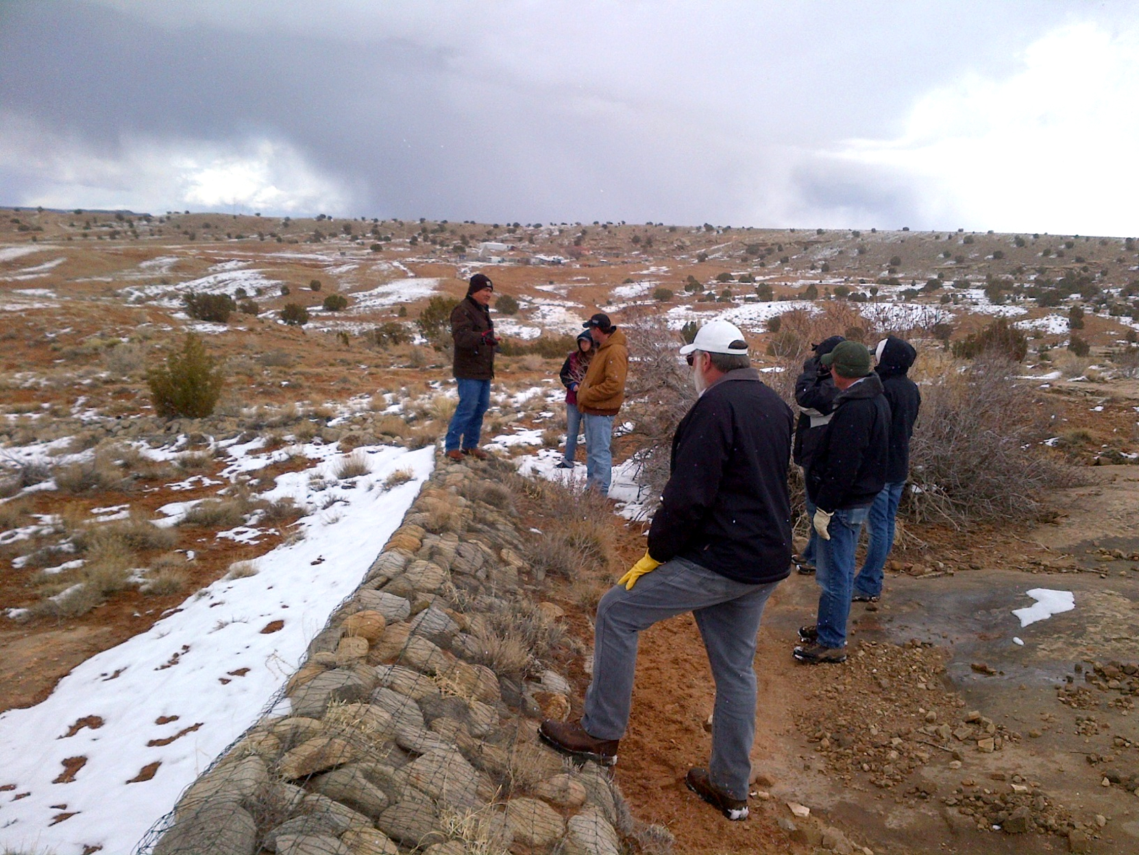 Collaboration And Communication Doe And Navajo Nation Tour Uranium Mine Reclamation Sites To Share Expertise And Experiences Department Of Energy