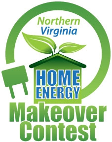 The Northern Virginia Home Energy Makeover Contest logo.