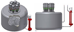 Project profile innovative phase change thermal energy for Innovative heating systems