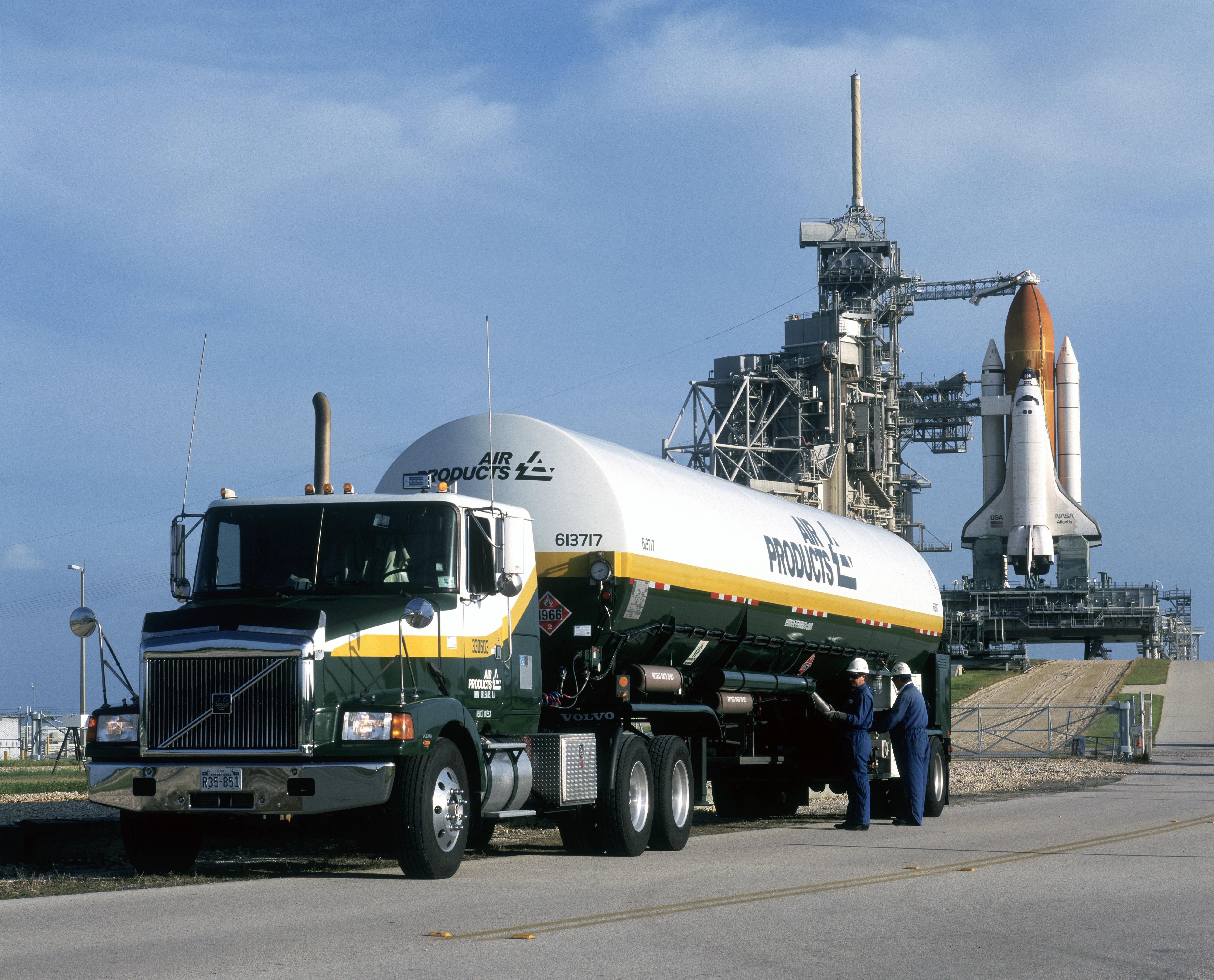 Liquid Hydrogen Delivery Department Of Energy