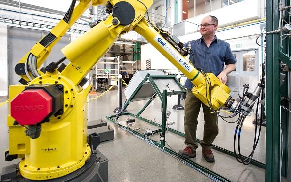 robotics in mechanical engineering pdf