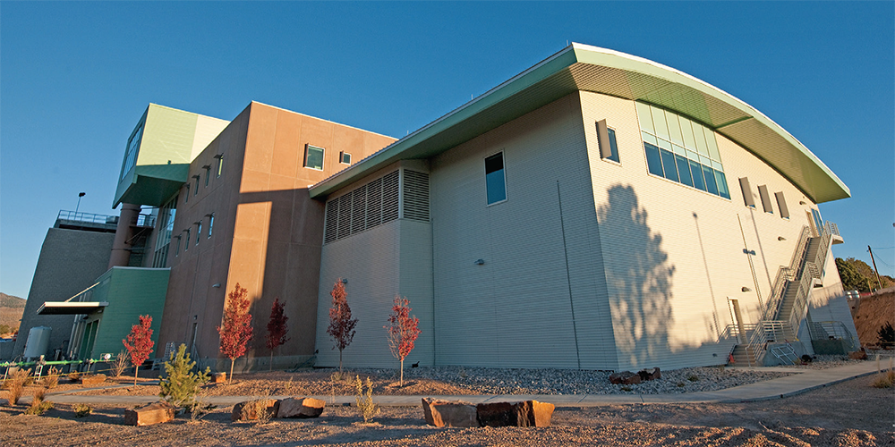 NNSA's implementation of BUILDER protects the government's investment in critical infrastructure such as the Radiological Laboratory Utility Office Building at the Los Alamos National Laboratory.