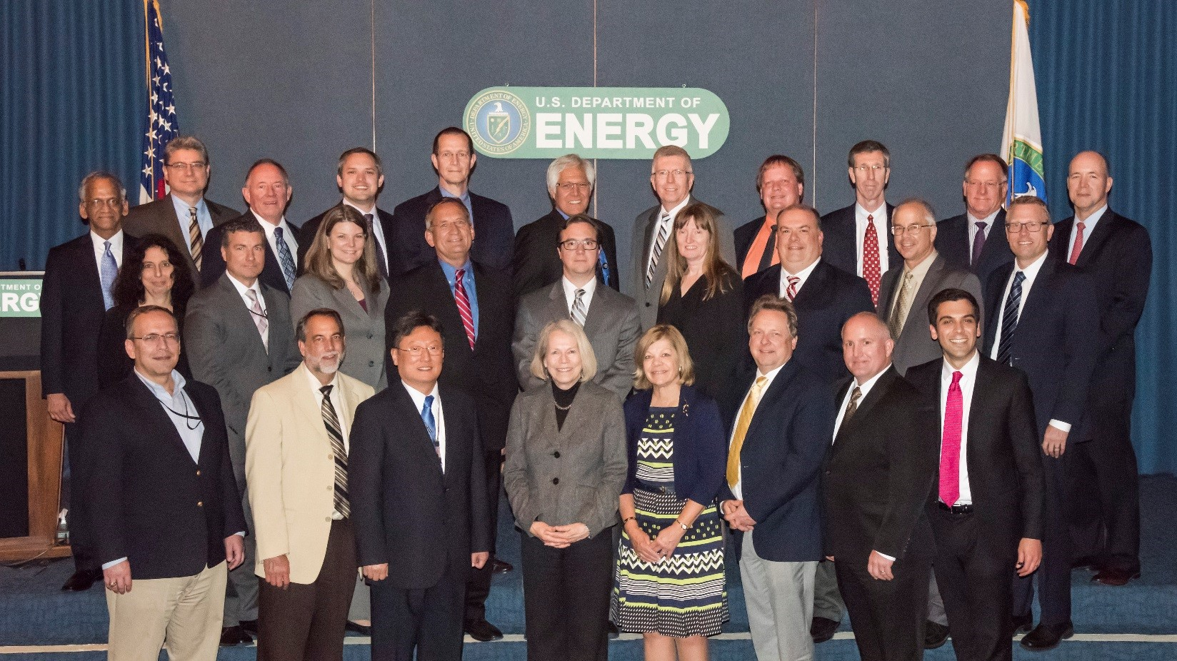 NNSA's Defense Nuclear Nonproliferation Science Council met at NNSA headquarters in Washington.