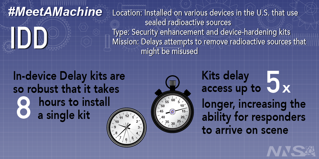 Kits delay access up to 5x longer, increasing the ability for responders to arrive on scene.