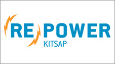 The logo for RePower Kitsap.