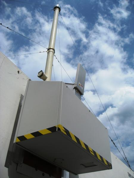 ARM Mobile Facility instrumentation is installed in June 2011 at the ARIES Observatory in Nainital, India, for the Ganges Valley Aerosol Experiment (GVAX). | Courtesy of ARM.gov