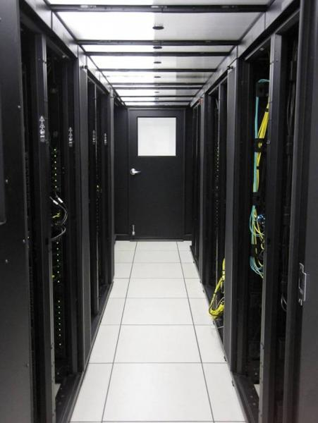 The new energy efficient IT Data Center in Savannah, GA. | Courtesy of the City of Savannah, GA.