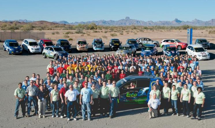 EcoCar Drives Students to Innovate