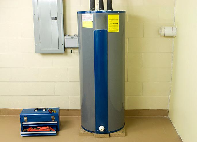 Storage water heaters department of energy for Plastic water heater