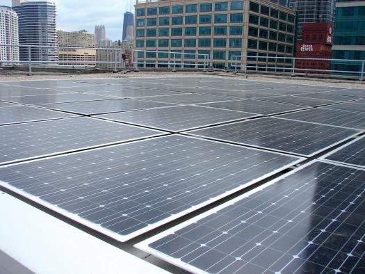 Federal Energy-Saving Program Keeps Federal Government on