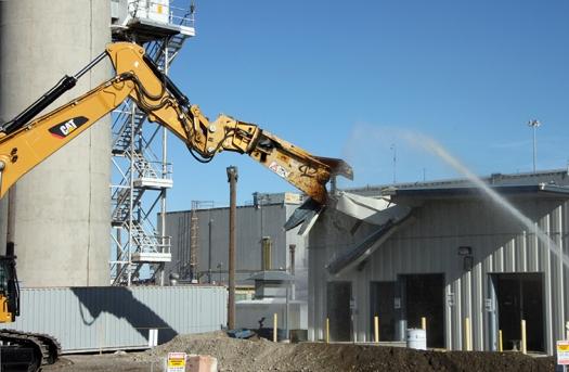 EM Prepares to Demolish Most Hazardous Hanford Site Facility