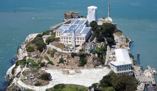 Welcome To Alcatraz One Of The Largest Microgrids In The United