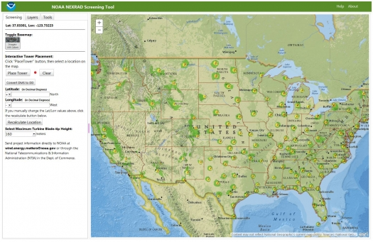 New Public Siting Tool Addresses Potential Impacts Of Wind Turbines
