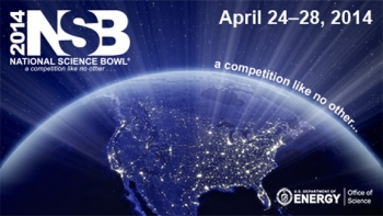 This month, students across the country will begin competing in regional contests for the chance to attend the National Science Bowl in Washington, D.C.