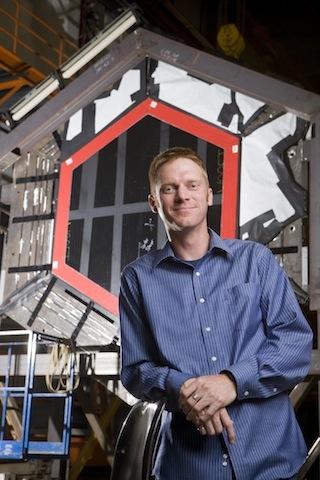 Dave Schmitz | Photo Courtesy of Fermilab