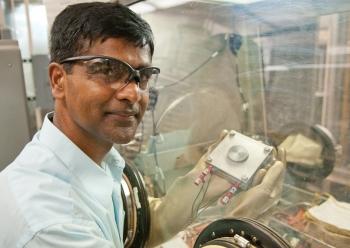Dan Abraham | Image Courtesy of Argonne National Laboratory