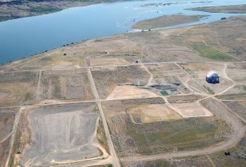 F Reactor Area in July 2012.