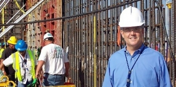 Savannah River Operations Office Deputy Manager Zack Smith has been certified as a federal project director since 2006.