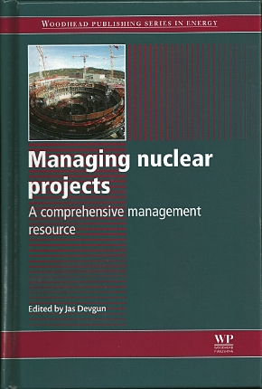 EM officials wrote a chapter of this book, described as a valuable resource for project managers, plant managers, engineers, regulators, training professionals, consultants and academics.