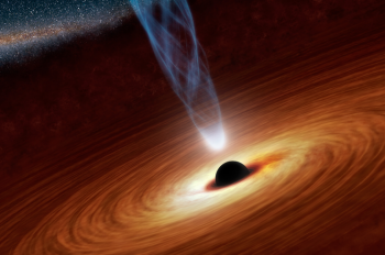 Space X-ray Solves Mysteries of Black Holes