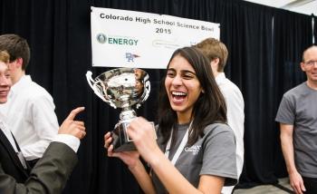 Photo courtesy of National Renewable Energy Laboratory.