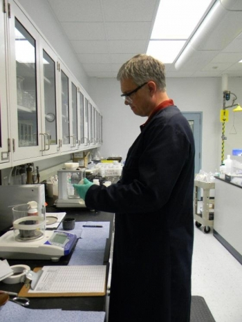 SRS Environmental Bioassay Laboratory Support Aids Japan